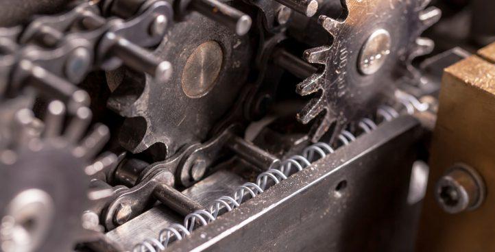 ساخت قطعات و تجهیزات خطوط نورد و فولاد سازی